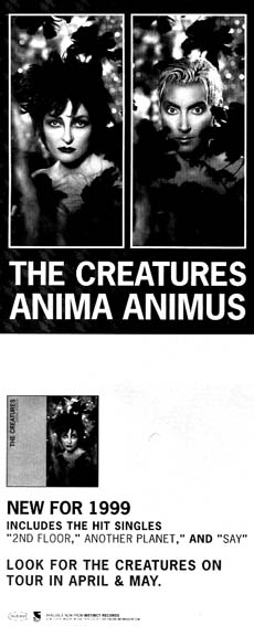 Anima Animus Advert - Click Here For Bigger Scan