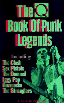 Q Book Of Punk Legends - Click Here For Extract