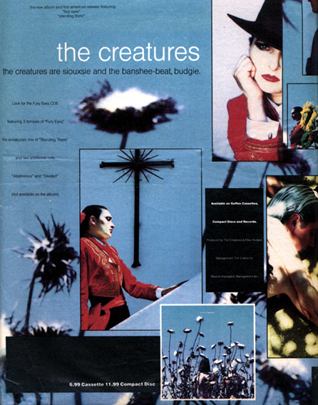 The Creatures - Boomerang
