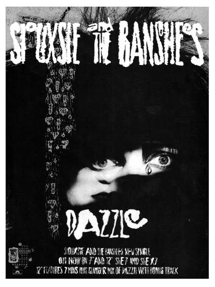 Dazzle Advert - Click Here For Bigger Scan