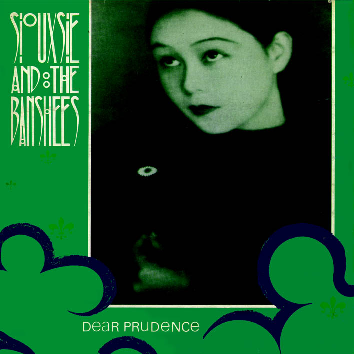 "Dear Prudence 7"" Single Front Cover - Click Here For Bigger Scan"