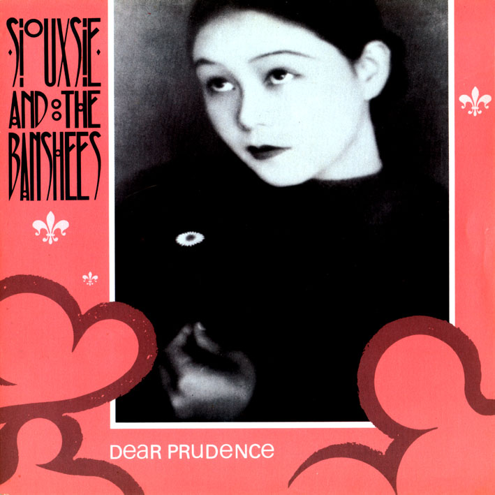"Dear Prudence 7"" Single Front Cover - Click Here For Full Scan"