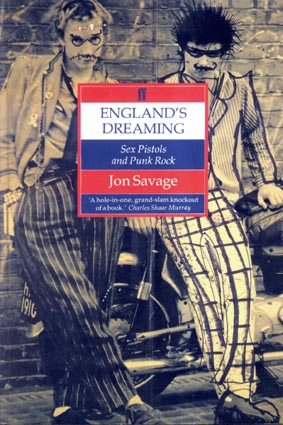 England's Dreaming - Click Here For Extract