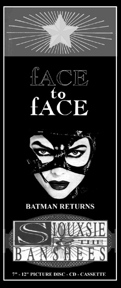 Face To Face Advert - Click Here For Bigger Scan