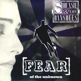 Fear (Of The Unknown) CD Single US Import Front Cover - Click Here For Full Scan