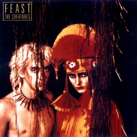 Feast LP Front Cover - Click Here For Full Scan