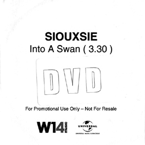 Into A Swan Promo DVD - Courtesy Of Manu - Click On A Cover For Stills