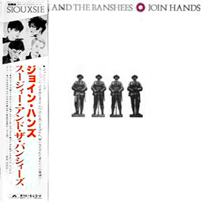 Join Hands LP Japanese Import Front Cover