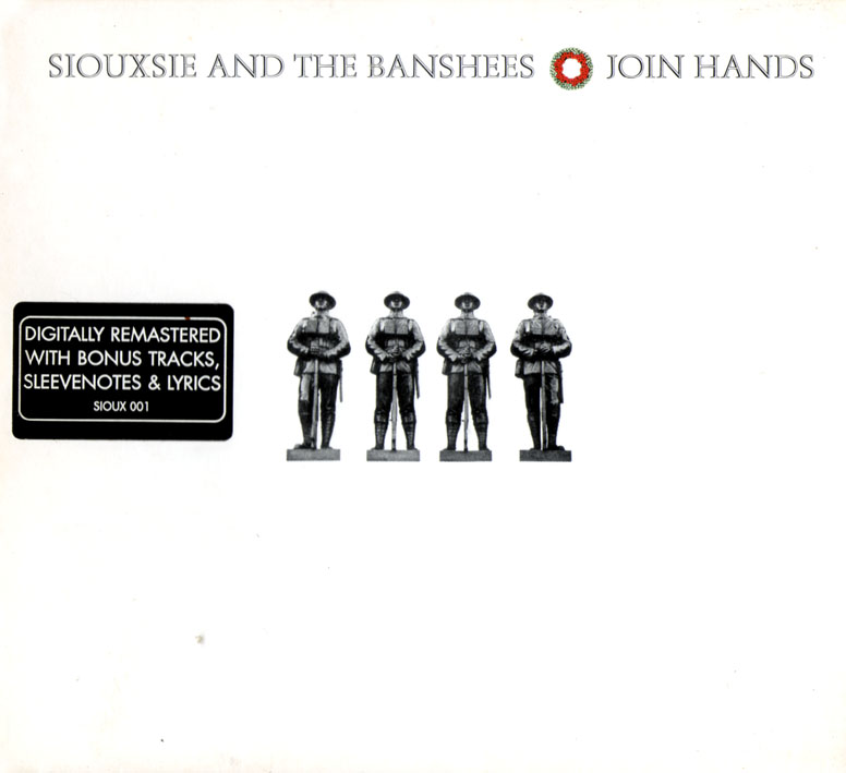 Join Hands Remastered CD - Click Here For Full Scan