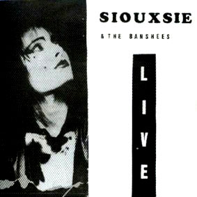 "Live In Benelux 7"" Single 1986 - Click Here For Bigger Scan"