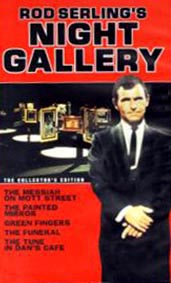Night Gallery Video - Click On Cover For Synopsis