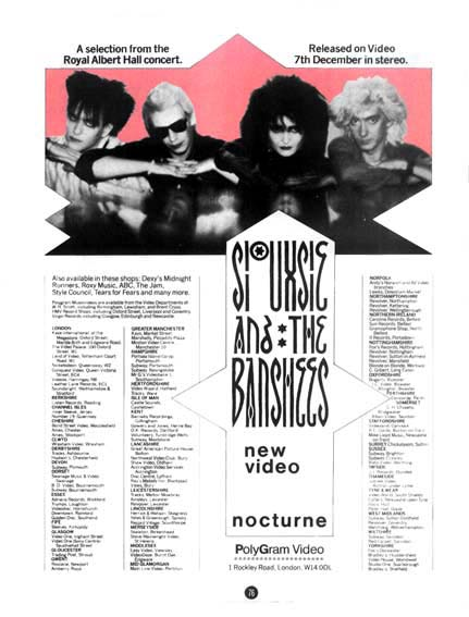 Nocturne Advert - Click Here For Bigger Scan