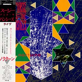 Nocturne Double LP Japanese Import Front Cover
