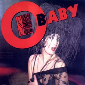 O Baby CD Single 1 Front Cover - Click Here For Full Scan