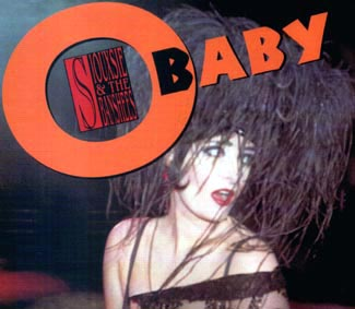 O Baby CD Single 2 Front Cover - Click Here For Full Scan