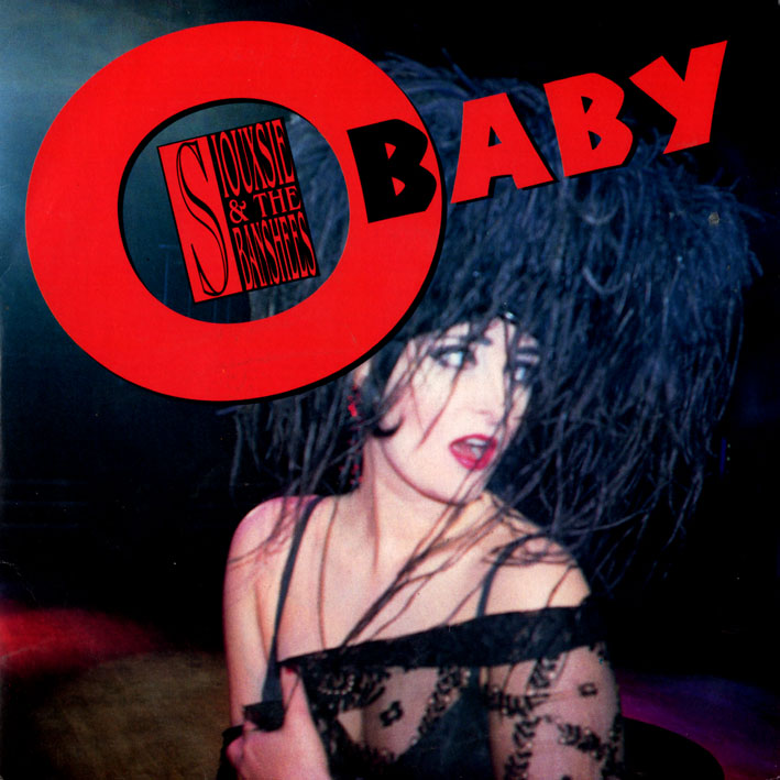 "O Baby 7"" Single Front Cover - Click Here For Full Scan"
