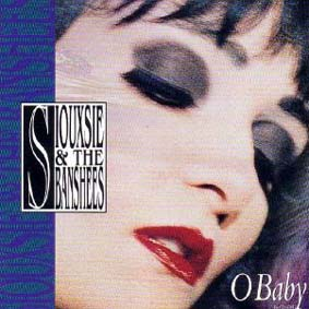O Baby US Import Promo CD Single Front Cover - Click Here For Full Scan