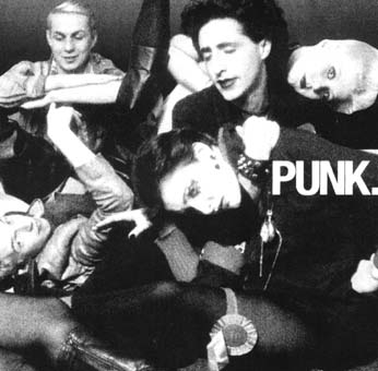 Punk The Definitive Record Of A Revolution - Click Here For Extract