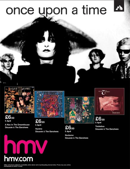 Remastered CDs Advert - Click Here For Bigger Scan