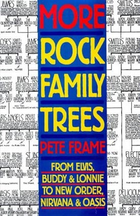 More Rock Family Trees - Click Here For Extract