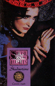 Shadowtime Cassingle Front Cover - Click Here For Full Scan