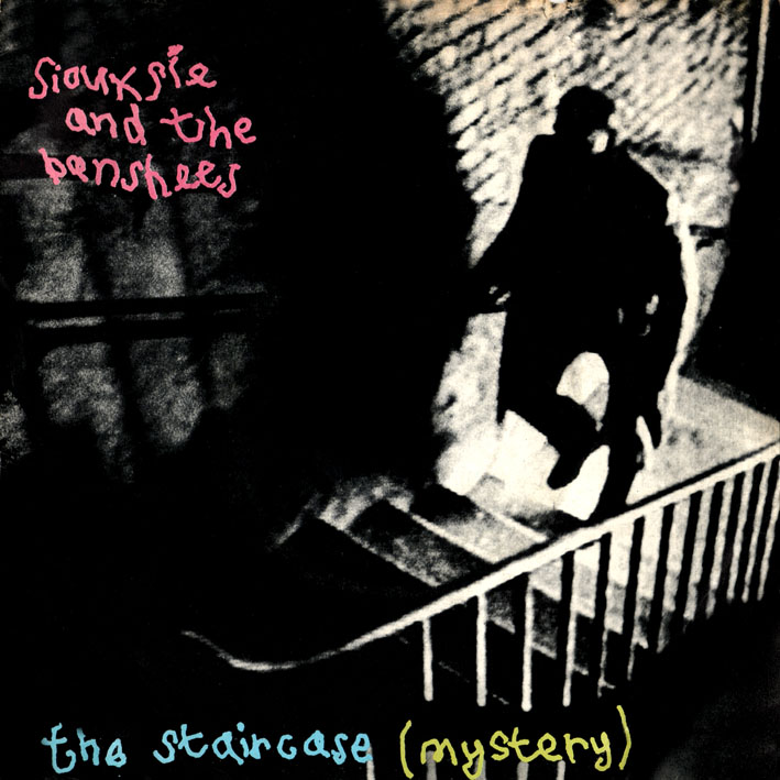 "The Staircase (Mystery) 7"" Single Front Cover"