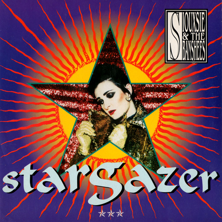 "Stargazer 7"" Single Front Cover"