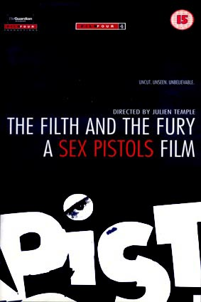 The Filth & The Fury DVD - Click On Cover For Stills