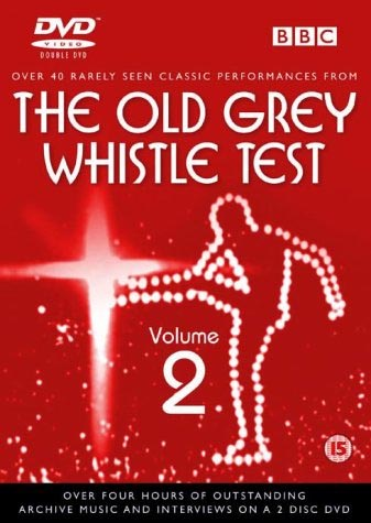 The Old Grey Whistle Test Vol 2 DVD - Click On Cover For Stills