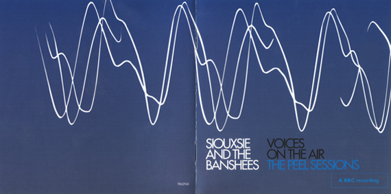 Voices On The Air: The Peel Sessions CD Front Cover