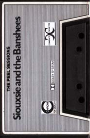 The Peel Sessions Cassette Front - Click Here For Bigger Scan