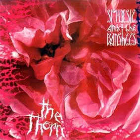 "The Thorn 12"" EP Single Front Cover - Click Here For Full Scan"
