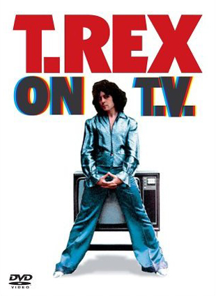 T.Rex On TV - Click On A Cover For Stills