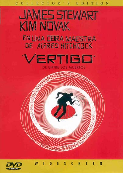 Vertigo Film Poster - Click Here For Bigger Scan