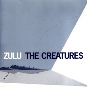 Zulu CD Front Cover Click Here For Bigger Scan